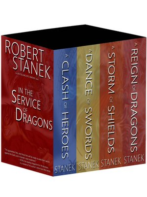 cover image of In the Service of Dragons Bundle