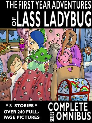 cover image of Complete First Year Adventures of Lass Ladybug