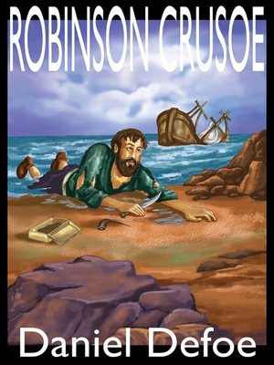 cover image of Robinson Crusoe 1