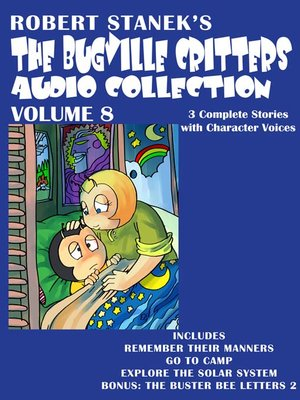 cover image of The Bugville Critters Audio Collection, Volume 8
