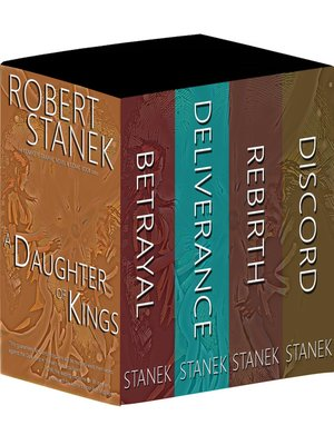cover image of A Daughter of Kings Bundle