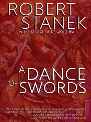 cover image of A Dance of Swords