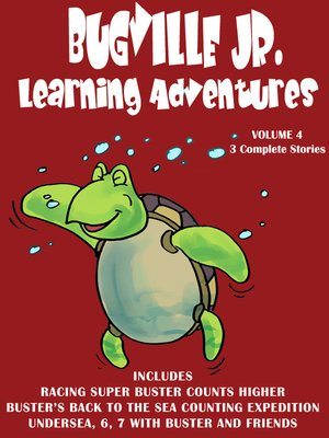 cover image of Bugville Jr. Learning Adventures Collection #4