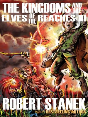 cover image of The Kingdoms and the Elves of the Reaches III