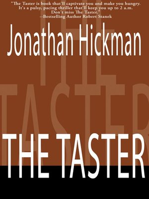 cover image of The Taster