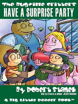 cover image of Have a Surprise Party