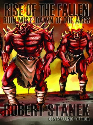 cover image of Rise of the Fallen