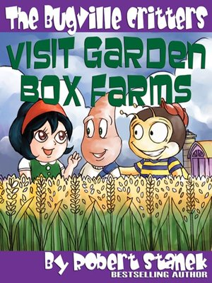 cover image of Visit Garden Box Farms