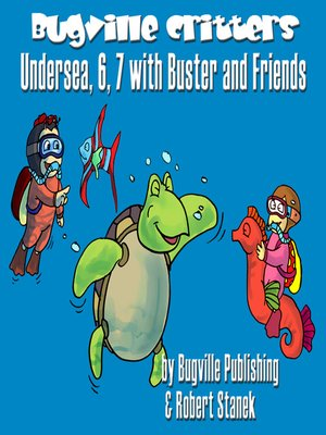 cover image of Undersea, 6, 7 with Buster and Friends