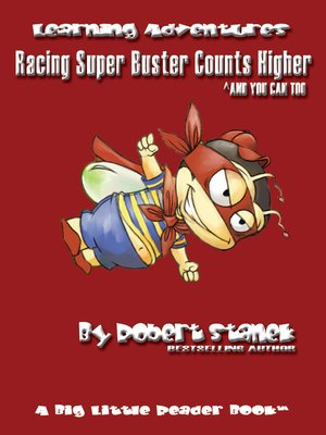 cover image of Racing Super Buster Counts Higher and You Can Too