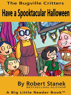 cover image of Have a Spooktacular Halloween