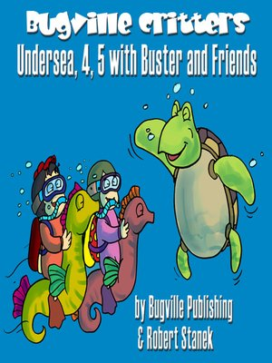 cover image of Undersea, 4, 5 with Buster and Friends