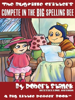 cover image of Compete in the Big Spelling Bee