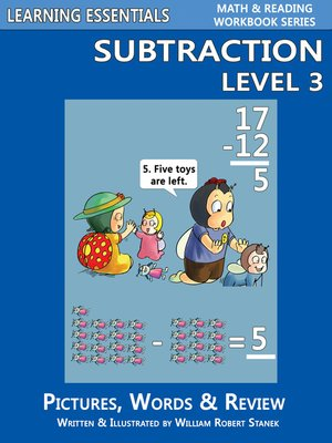 cover image of Subtraction Level 3