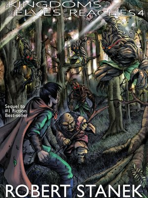 cover image of The Kingdoms & the Elves of the Reaches #4