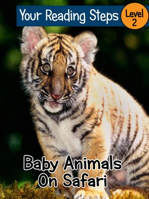 cover image of Baby Animals On Safari