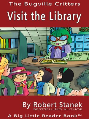 cover image of Visit the Library