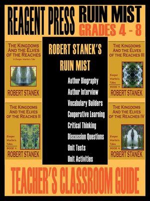 cover image of Teacher's Classroom Guide to Robert Stanek's Ruin Mist