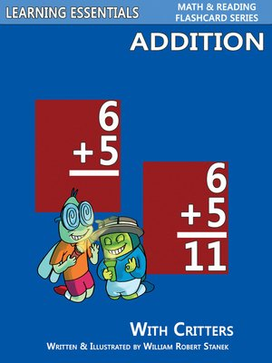 cover image of Addition Flashcards