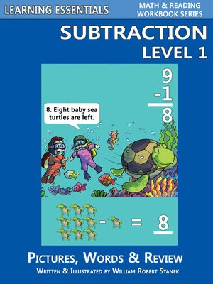 cover image of Subtraction Level 1