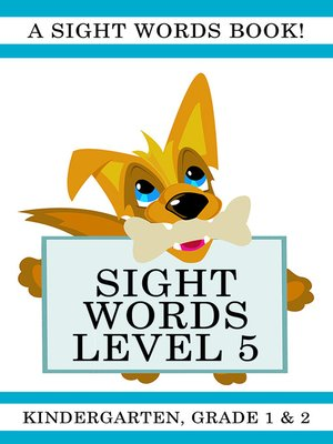 cover image of Sight Words Level 5