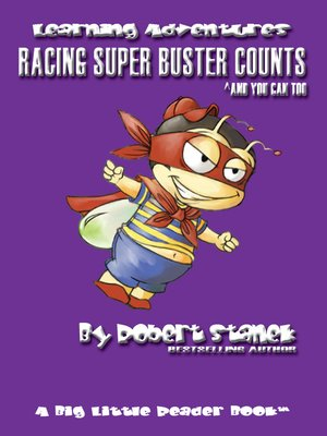 cover image of Racing Super Buster Counts And You Can Too