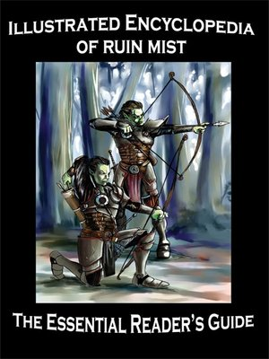 cover image of Illustrated Encyclopedia of Ruin Mist