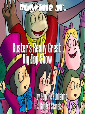 cover image of Buster's Really Great Big Top Show