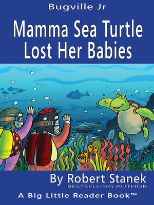cover image of Mamma Sea Turtle Lost Her Babies