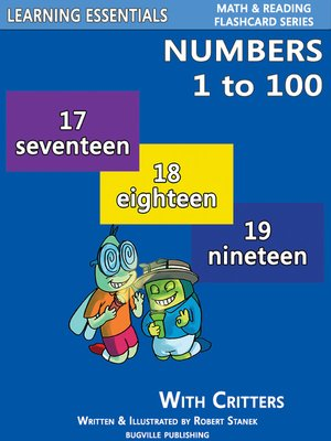 cover image of Numbers to 100