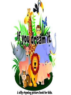 cover image of If You Dream It