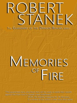 cover image of Memories of Fire