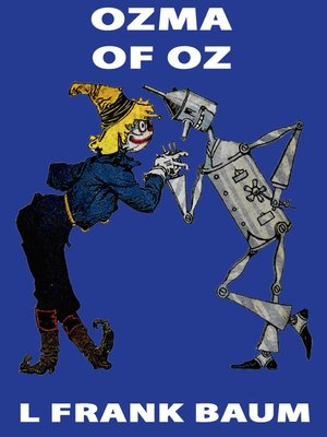 cover image of Ozma of Oz
