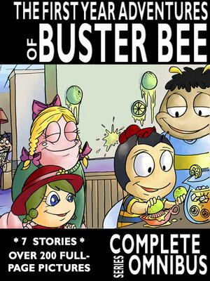 cover image of Complete First Year Adventures of Buster Bee