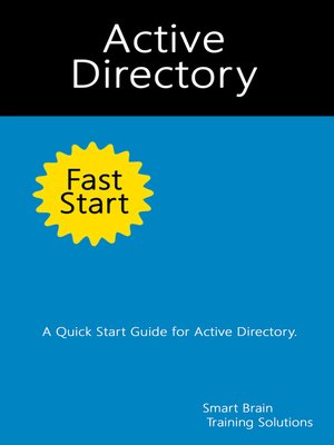 cover image of Active Directory Fast Start