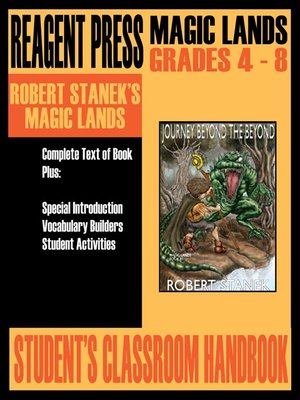 cover image of Student's Classroom Handbook for Robert Stanek's Magic Lands