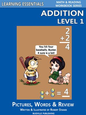cover image of Addition Level 1