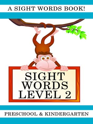 cover image of Sight Words Level 2
