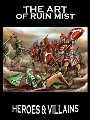 cover image of The Art of Ruin Mist