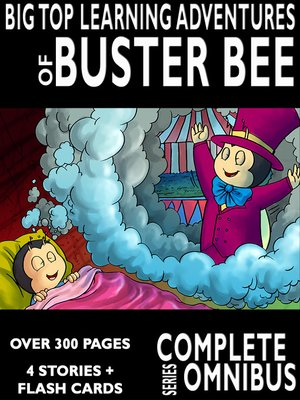 cover image of Complete Big Top Learning Adventures of Buster Bee