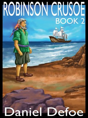 cover image of Robinson Crusoe 2