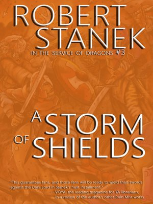 cover image of A Storm of Shields