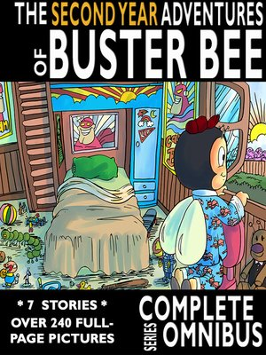 cover image of Complete Second Year Adventures of Buster Bee