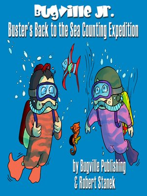 cover image of Buster's Back to the Sea Counting Expedition