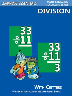 cover image of Division Flashcards