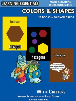 cover image of Colors & Shapes Storybooks