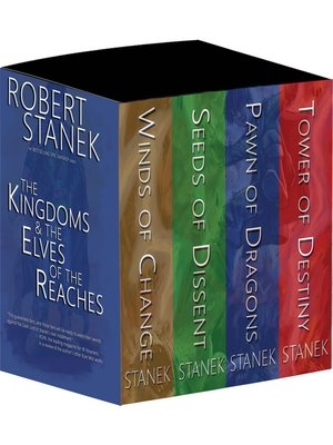 cover image of Kingdoms and the Elves of the Reaches Bundle