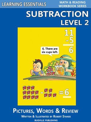 cover image of Subtraction Level 2