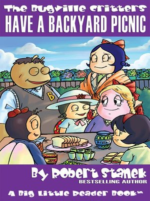 cover image of Have a Backyard Picnic