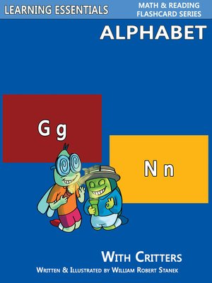cover image of Alphabet Flash Cards